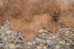 Aged street wall texture background Royalty Free Stock Image
