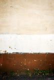 Aged street wall Royalty Free Stock Photo
