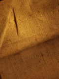 Aged Textured Canvas Cloth Royalty Free Stock Photos