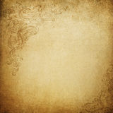 Aged vintage background. Stock Photos