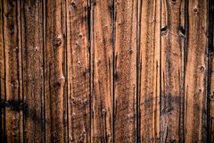 Aged Vintage Wood Planks Royalty Free Stock Image