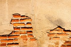 Aged wall background Royalty Free Stock Photo