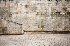 Aged wall background Royalty Free Stock Images