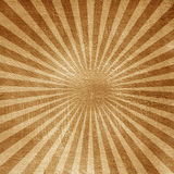 Aged wall texture with sunburst Royalty Free Stock Images