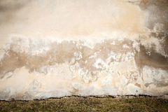 Aged wall Stock Photography