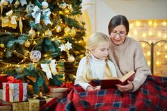 Christmas tales Stock Photo