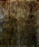 Aged Wood Background Stock Photography