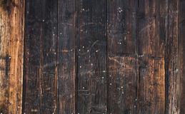 Aged Wood background Royalty Free Stock Images