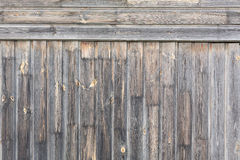 Aged wood background or texture Royalty Free Stock Images