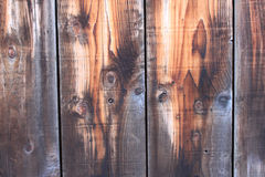 Aged wood board Stock Image