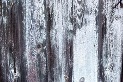 Aged wood painted texture Stock Image