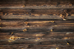Aged Wood Planks Stock Image