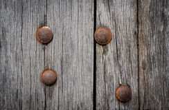 Aged wood texture and background. Stock Photos