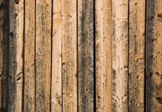 Aged Wood Wall Stock Images