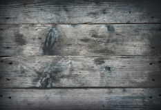 Aged wooden background Stock Photography