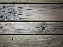 Aged wooden boards Stock Photo