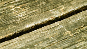 Aged wooden boards texture Stock Images