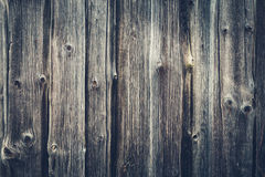 Aged Wooden Fence Texture Stock Photo