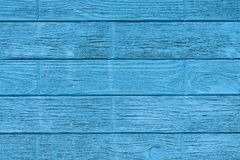Aged wooden painted surface Stock Photos
