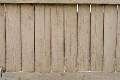 Aged wooden painted surface Royalty Free Stock Photography