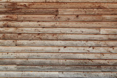 Aged wooden planks Stock Photos