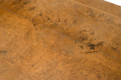 Aged Wooden Surface Stock Photos