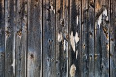 Aged Wooden Wall Backdrop Royalty Free Stock Images