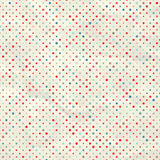 Aged and worn paper with polka dots. EPS 8. Aged and worn paper with polka dots. And also includes EPS 8 Stock Images