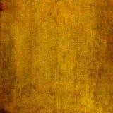 Aged yellow background Stock Image