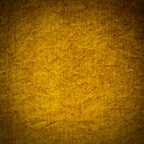 Aged yellow grunge background wall Royalty Free Stock Photos