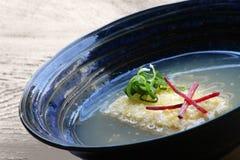 Agedashi tofu puchar Zdjęcie Stock