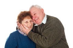 Ageless love Royalty Free Stock Image