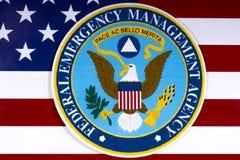 Agence de gestion de secours fédéral photo libre de droits