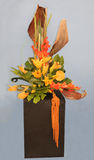 Agencement de fleur. image libre de droits