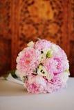 Agencement de fleur des pivoines Images libres de droits