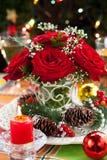 Agencement de Noël Photo libre de droits