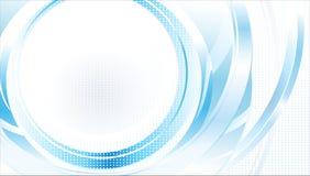 Agencement des éléments circulaires Image libre de droits
