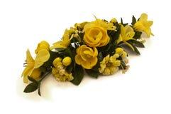 Agencement des fleurs de source Photographie stock libre de droits