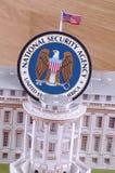 Agencia de seguridad nacional Fotos de archivo libres de regalías