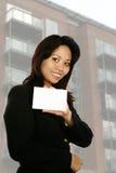 agencie bizneswoman kobieta Fotografia Royalty Free