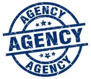 Agencja znaczek ilustracji