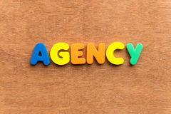 Agency Stock Image