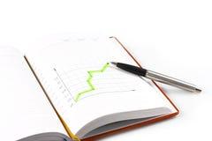 Agenda Royalty-vrije Stock Afbeelding