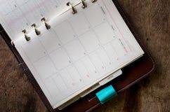 agenda Photo stock