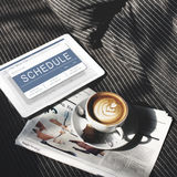 Agenda Appointment Plan Program Timetable Concept Royalty Free Stock Image
