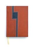 Agenda of boek Stock Afbeelding