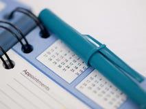 Agenda Details Stock Images