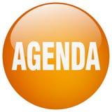 agenda guzik Fotografia Stock
