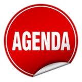 agenda majcher Obrazy Royalty Free
