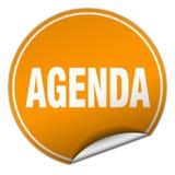 agenda majcher Zdjęcie Stock